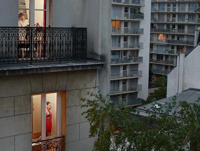 Gail Albert Halaban, o voyeurismo das janelas