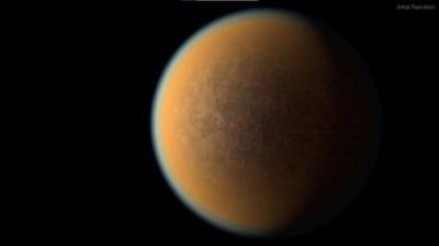 Criação de um novo mundo: exoplaneta recupera atmosfera com atividade vulcânica