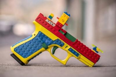 'Block-19': empresa lança armas reais parecidas com blocos de Lego e gera polêmi