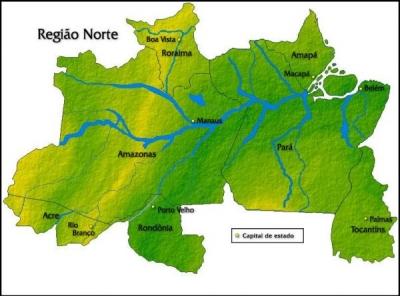 Norte é a região do Brasil com maior porcentagem de evangélicos
