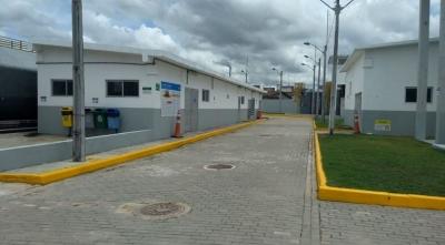 Esgotamento sanitário em São Lourenço da Mata