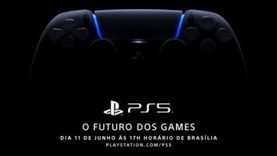 Sony anuncia nova data do evento com as novidades do PlayStation 5