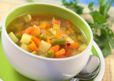Sopas de legumes para o emagrecimento