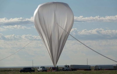 Viagens de balão vão chegar à beira do Espaço