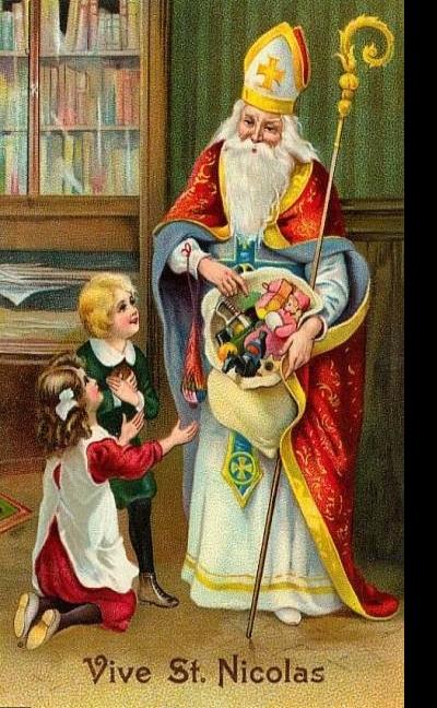 Conheça as outras versões do Papai Noel