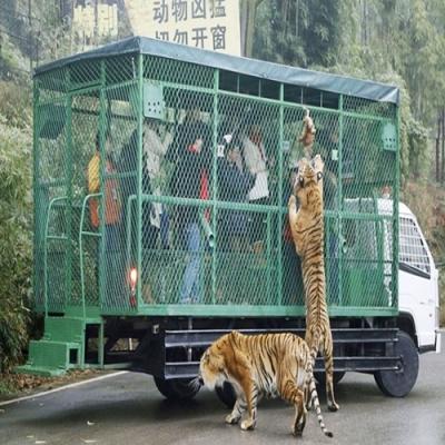 Um zoológico diferente na China