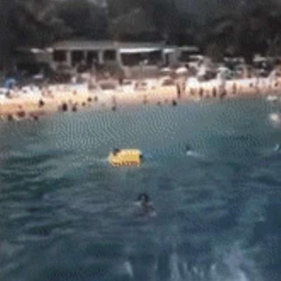 Cuidado com a bola voadora