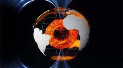 Por que o Polo Norte Magnético da Terra está migrando do Canadá para a Rússia