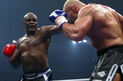 Lendas do Kickboxing Mundial: Ernesto Hoost