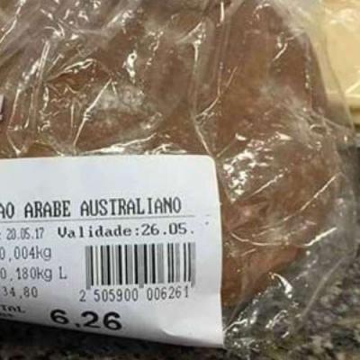 Pão Árabe Australiano