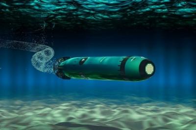 China desenvolve secretamente drones submarinos que usam IA para bombardear inim