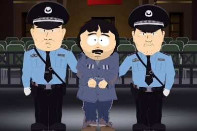 South Park é banido na China após falar sobre a censura do país