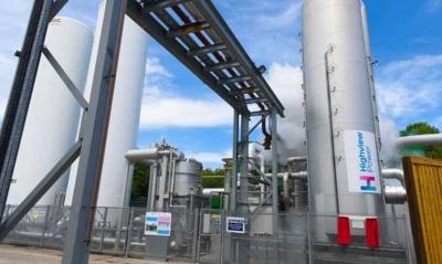 Empresa constrói bateria gigante que usa ar comprimido