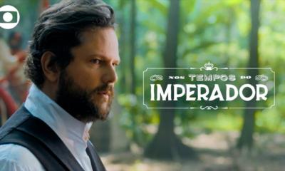 Nos Tempos do Imperador - Confira o trailer da próxima novela das 6