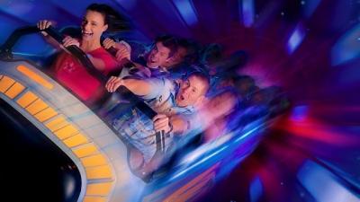 Disney vai fazer um filme inspirado em... uma montanha-russa?