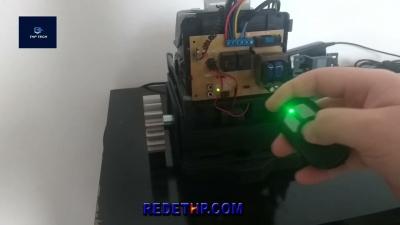 Como cadastrar controle AGL Trino 300 central eletrônico