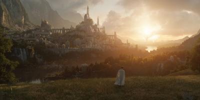 Série de Senhor dos Anéis ganha foto misteriosa