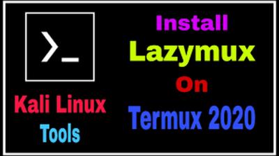 Lazymux Termux