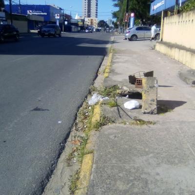Buraco em Olinda