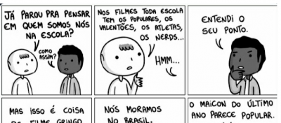 Crianças populares no Brasil