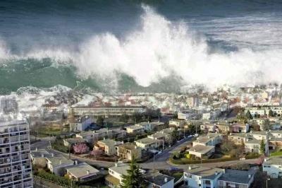 Mega terremoto poderá atingir o noroeste da América do Norte