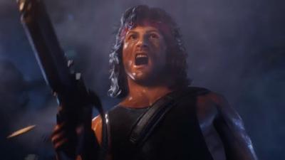 Rambo aparece como novo personagem de Mortal Kombat