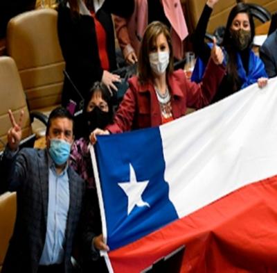 Em golpe a Piñera Chile aprova saque de 10% 2020