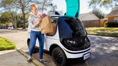 Califórnia libera empresa de carros autônomos para fazer entregas