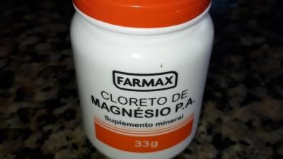 Cloreto de magnésio: auxílio para retardar a fadiga muscular