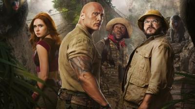 Jumanji Próxima Fase confira o trailer legendado novo filme com Dwayne Johnson