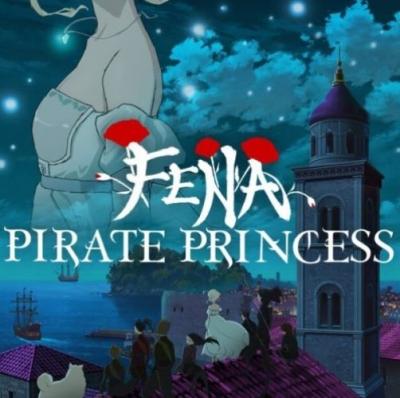 Assista ao trailer e conheça os personagens do anime Fena: Princesa Pirata