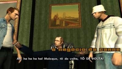 GTA San Andreas #70 O Negócio da carne