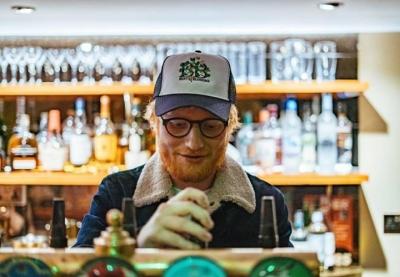 Que tal beber uma 'pint' no pub do Ed Sheeran?