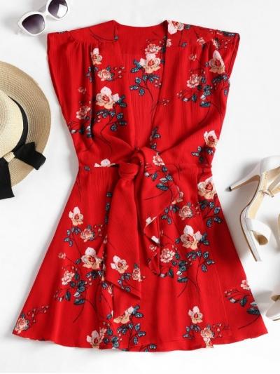 Tendência de outono: Vestido Floral 50 modelos para você se inspirar!