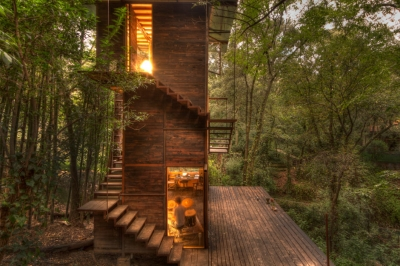 10 casas na árvore que são o sonho de qualquer adulto