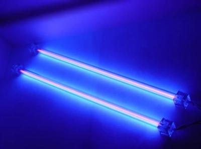 Desenvolvida lâmpada ultravioleta de alta intensidade que pode eliminar o corona