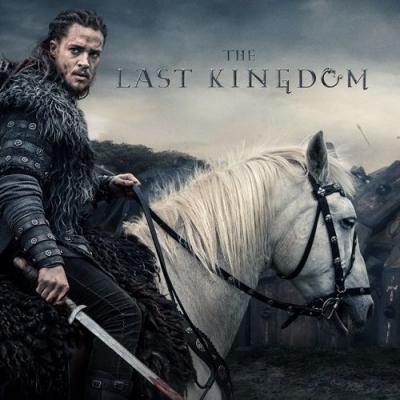 Alexander Dreymon mostra o visual de Uhtred na 5ª temporada de 'The Last Kingdom