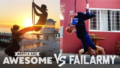 Wins vs Fails, você tem de ver