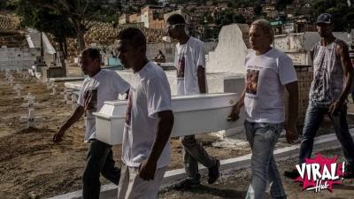América latina é responsável por 25% dos assassinatos do mundo