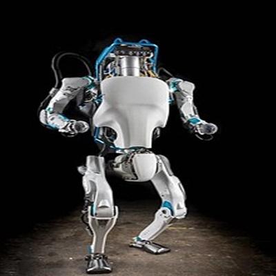 Robô humanoide da Boston Dynamics salta degraus enormes