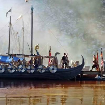 'Vikings: Valhalla' é listada oficialmente no catálogo da Netflix