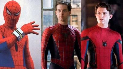 Todos os atores que já interpretaram o Homem-Aranha