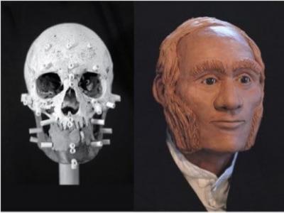 DNA de 175 anos de idade ajuda a identificar primeiro marinheiro de naufrágio de