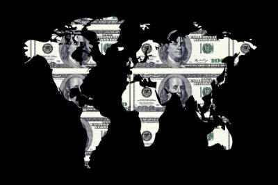 Quanto de dinheiro realmente existe no mundo?