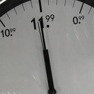 Relógio de vendedor