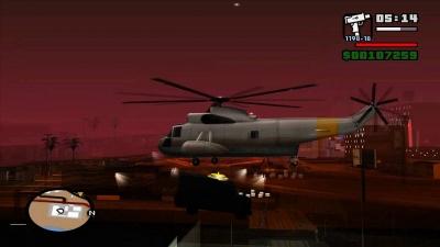 GTA San Andreas #68 para o alto e avante!
