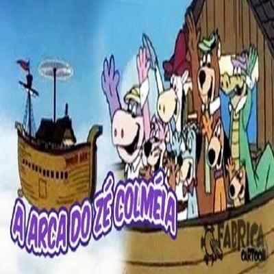 A arca do Zé Colmeia - No Brasil o desenho estreou na Rede Globo