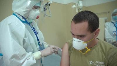 Os voluntários que testaram a vacina russa covid-19 desenvolveram imunidade