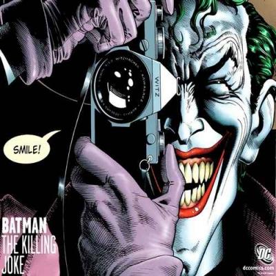 Batman A Piada Mortal (HQ) – Critica: Quando a Loucura e o Caos Tomam a Vida