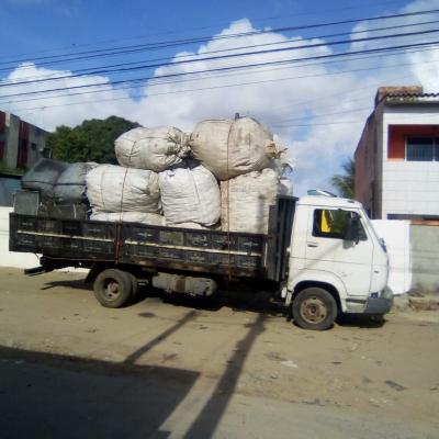 Autoridades não fiscalizam este tipo de transporte